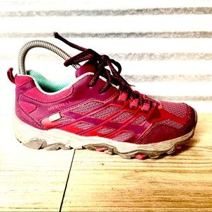 Merrell Women's Purple & Red Running Athletic shoe